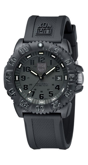 Luminox Navy Seals Series 44mm (3051.BO) Svart, svarte tall